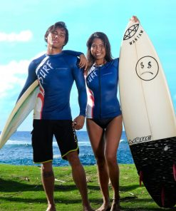 Surfing Rash Guards